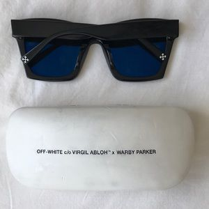 Off-White Accessories - OFF-WHITE x WARBY PARKER 🕶